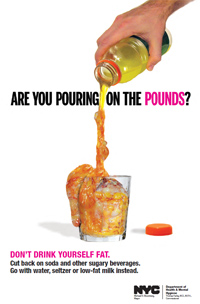 Are you pouring on the pounds?